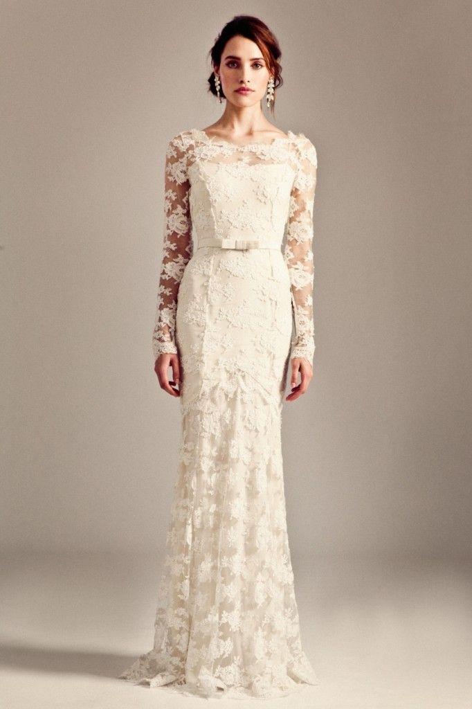 Robe de mariée Temperley London 2015 - Modèle Florence