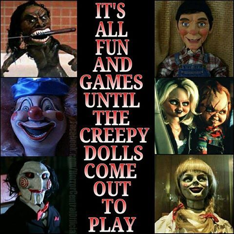 It's All Fun and Games... - http://zombies.futtoo.com/its-all-fun-and-games #zombies