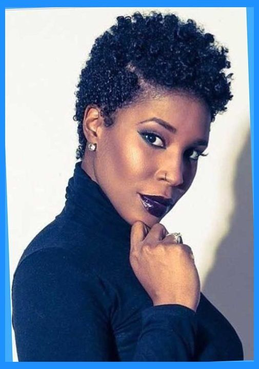 short hairstyle afro 20