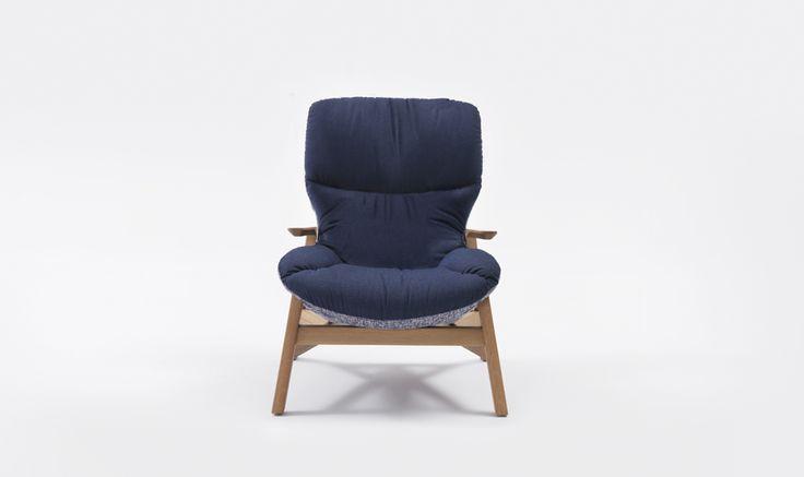 Sweeney armchair - Jardan