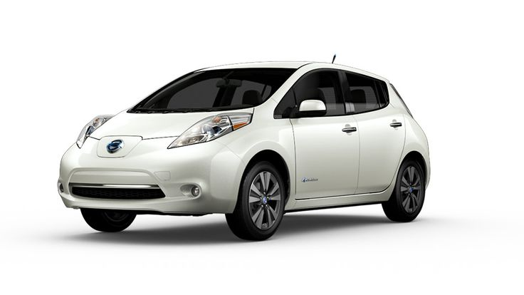 Nissan LEAF® Electric Car | Colors & Photo Gallery