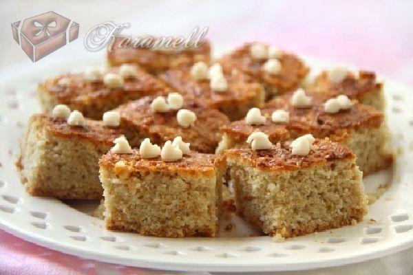 Gallery.ru / Ароматный пирог с корицей - Рецепты с корицей - kara-mell