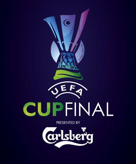 UEFA Cup 2009 Final Logo | Sports Branding | Pinterest ...