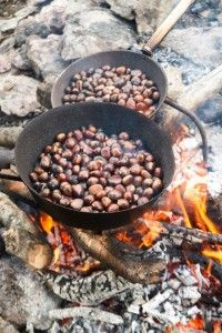 how to roast chestnuts on an open fire lyrics