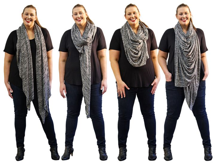 101 Ways To Style Up This Season's Blanket Wrap – Harlow