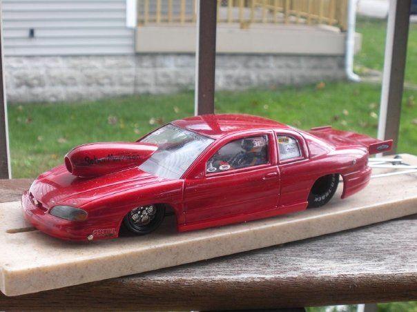 slot funny cars