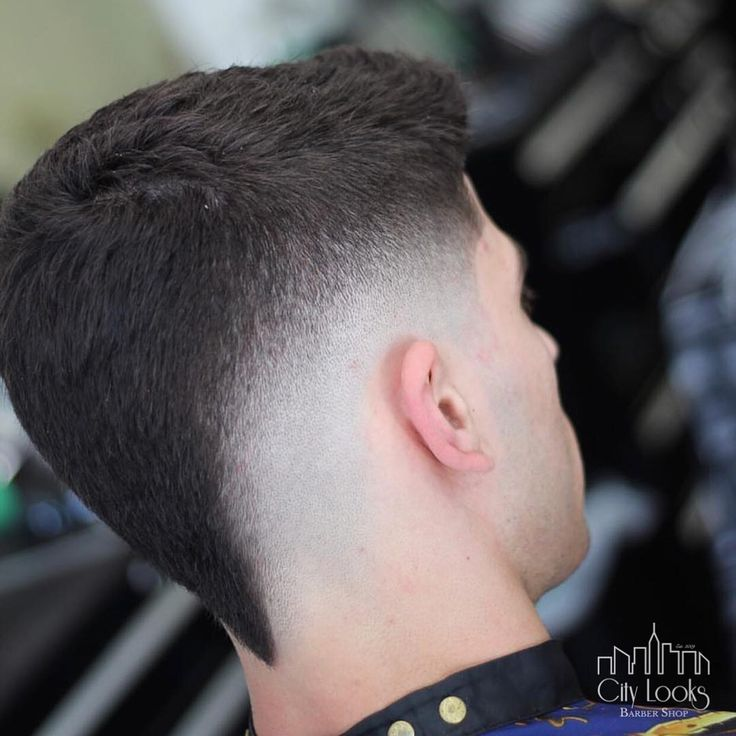 Men's Hair, Haircuts, Fade Haircuts, short, medium, long, buzzed, side part, long top, short sides, hair style, hairstyle, haircut, hair color, slick back, men's hair trends, disconnected, undercut, pompadour, quaff, shaved, hard part, high and tight, Moh
