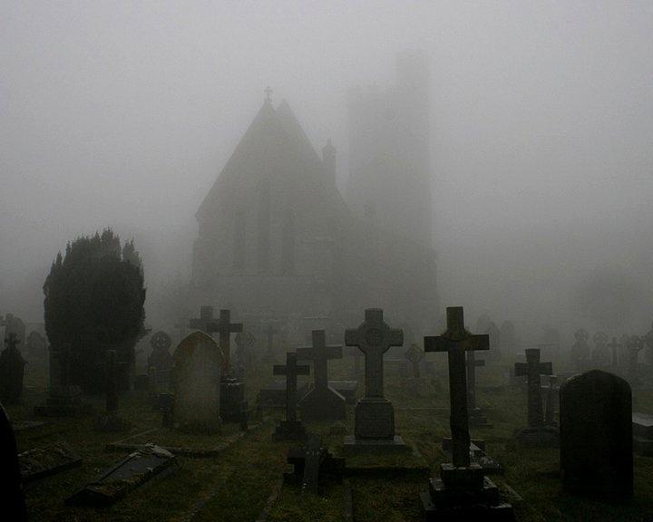 Resultado de imagen para cementerio bruma