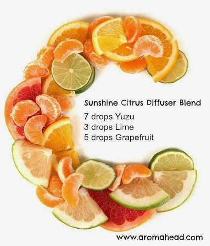 How about inviting a burst of sunshine into your home with citrus diffuser blend? In case you are not familiar with Yuzu, here a blog post I wrote about this uplifting oil: http://www.aromahead.com/blog/2014/04/14/yuzu-essential-oil/- Google+