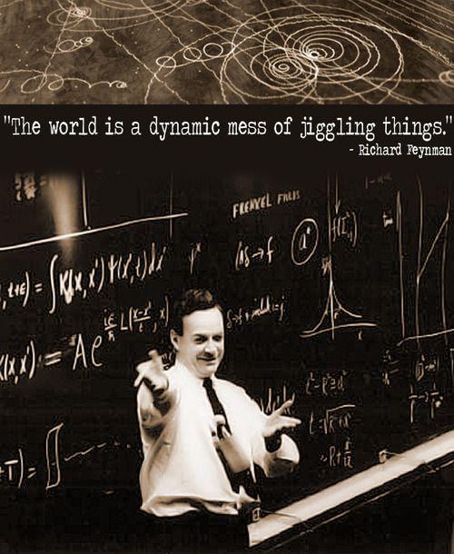 Todo caos implica un orden por descifrar...