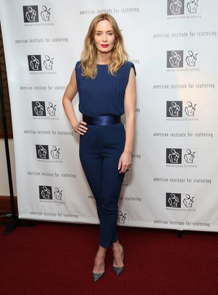 Emily Blunt Photos: AIS Freeing Voices Changing Lives 9th Annual Benefit Gala