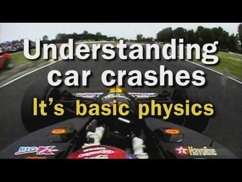 Understanding Car Crashes: It's Basic Physics - YouTube