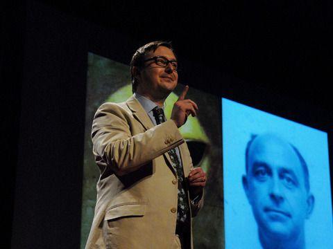 John Hodgman: Aliens, love -- where are they