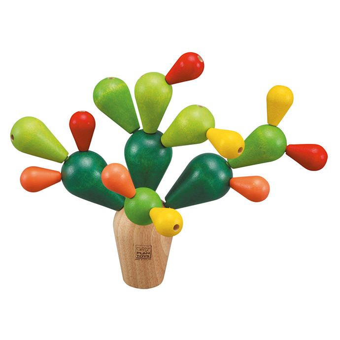 Balancing Cactus Game