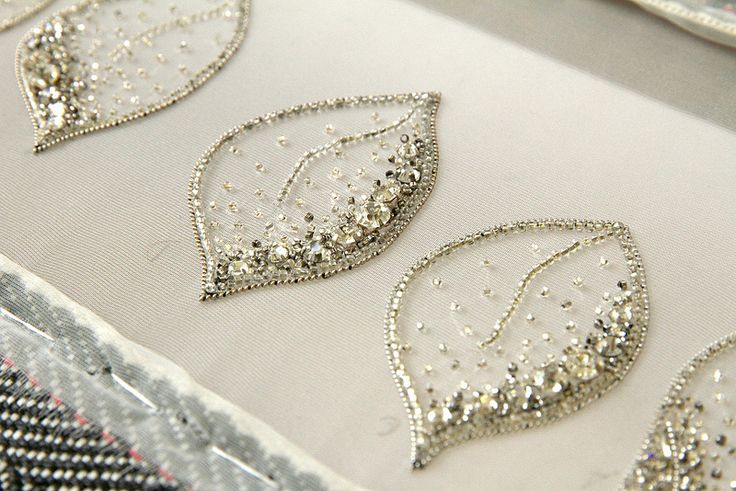 Learn the couture embellishment technique of tambour