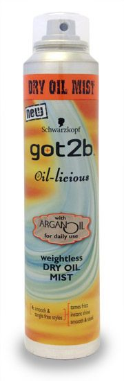 Schwarzkopf Got2b Weightless Dry Oil Mist 200ml Schwarzkopf Got2b Weightless Dry Oil Mist 200ml: Express Chemist offer fast delivery and friendly, reliable service. Buy Schwarzkopf Got2b Weightless Dry Oil Mist 200ml online from Express Chemist tod http://www.MightGet.com/january-2017-11/schwarzkopf-got2b-weightless-dry-oil-mist-200ml.asp