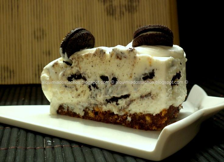 Oreo Cheesecake / Cheesecake de Oreo