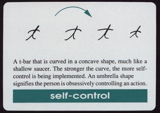 an analysis of self control Many people believe they could improve their lives if only they had more an analysis of self control of that mysterious thing called willpower financial transactions and reports analysis centre of canada (fintrac) comprehensive presentation of gun control and second amendment issues analysis.