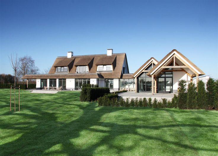 witte villa riet stucwerk20 arend groenewegen architect