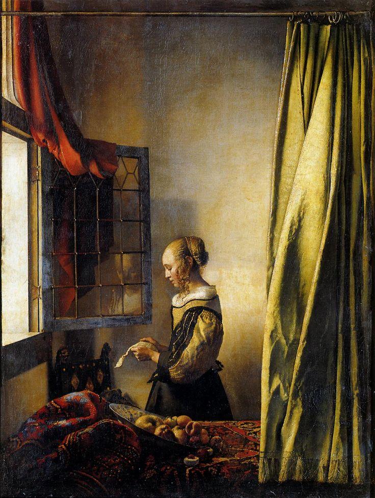 redo old master - photo idea (Vermeer)