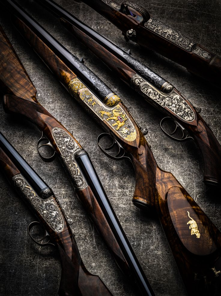 Westley Richards, Shotguns, Rifles, Paul Lantuch