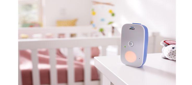 Philips Avent'ten yeni DECT Bebek Monitörü | Weekly http://weekly.com.tr/philips-aventten-yeni-dect-bebek-monitoru/
