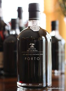 Quinta De La Rosa Late Bottled Vintage 2008 Port - Luscious and Lovable LBV Port. Fantastic with dark chocolate. $20 #winelover http://www.reversewinesnob.com/2013/03/quinta-de-la-rosa-late-bottled-vintage-port.html