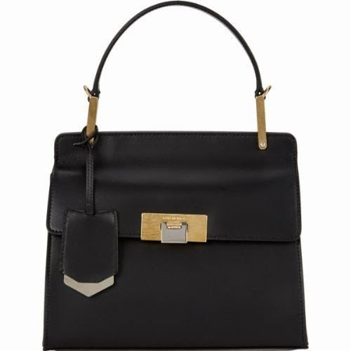 Balenciaga Le Dix Cartable S Black Handbag