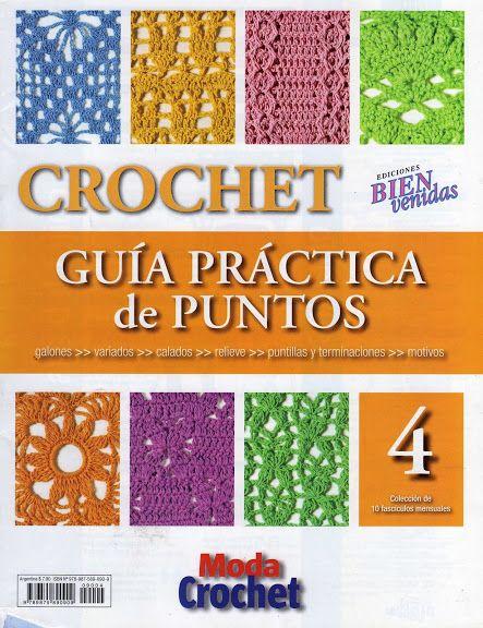 Guia de puntos crochet nro4 - Lily González - Picasa Web Albums