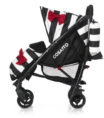 Baby Care Stroller Store (UK & Ireland): Strollers: Cosatto Yo Stroller (Go Lightly) - Buy New: £195.95