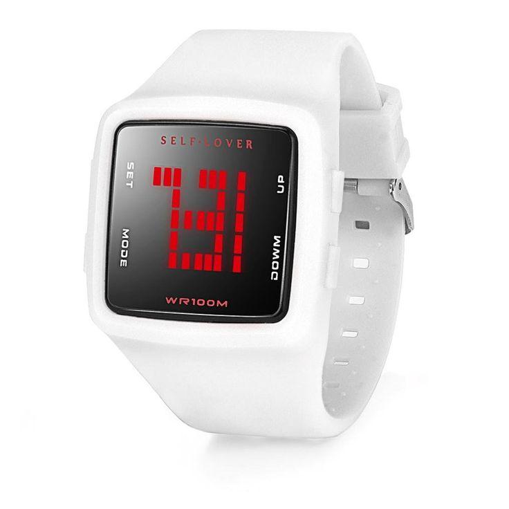 Der Spielzeugtester hat das Sansee Wasserdichte Uhr LED Digital Sport Silikon Quadrat Armbanduhr (weiß) angeschaut und empfiehlt es hier im Shop. Schaut Euch auch meine andere Kategorien an. Ich habe sooo viele Produkte getestet. Der Hersteller hat mir diese Beschreibung für sein Produkt ü… – Spielzeugtester