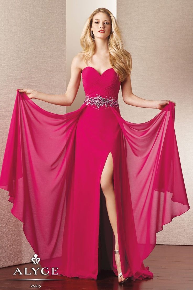 Alyce Design dress 29540    http://www.netfashionavenue.com/alyce-design-dress-29540.aspx: Long Dresses, Evening Dresses, Color, Evening Gowns, Floors Length, Chiffon Prom Dresses, Long Prom Dresses, Promdress, Dresses Prom
