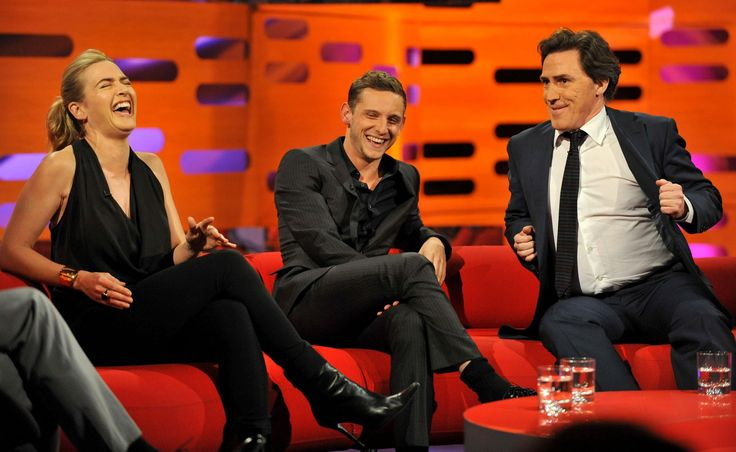 kate winslet  jamie bell rob brydon