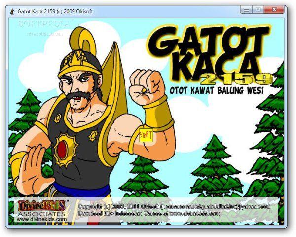 Download Game Asli Indonesia Gatot Kaca 2159 Gratis