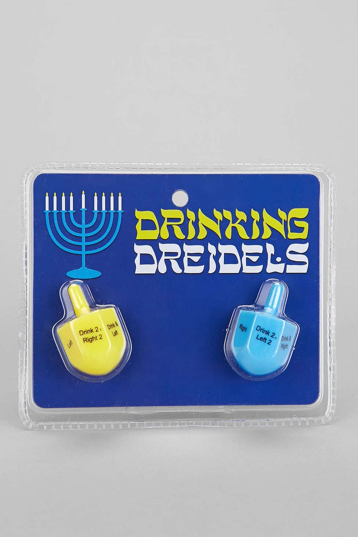 Dreidel Drinking Game Urban Outfitters