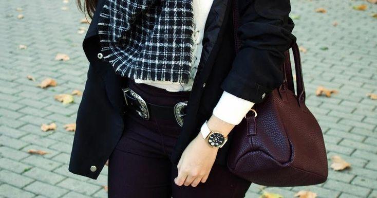Tendencia: ¡cinturones con doble hebilla!