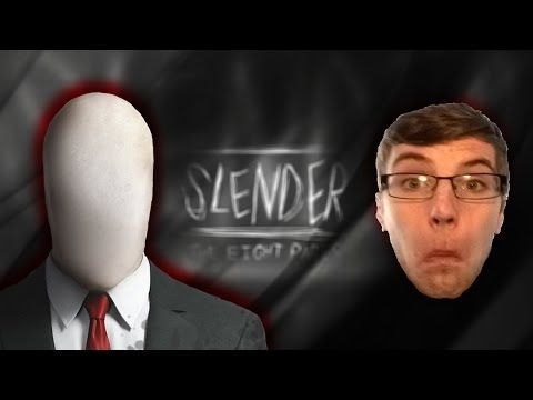 Slender | The Eight Pages | NOOOOOPE!