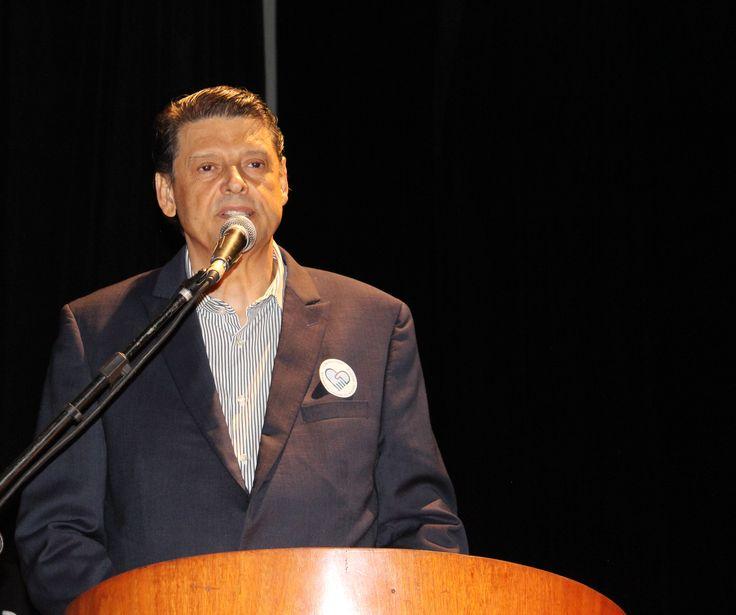 Pres. da ASMAD Valdivino Souza