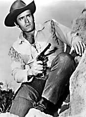 TV Western - Clint Walker - Cheyenne- this is my husband's favorite and now has introduced our teenaged son to him.