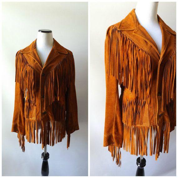 SOLD 70s Fringe Suede Jacket Vintage Leather by roadkillvintage #fringe#suede#jacket#hippie#boho#hippiestyle#bohostyle#bohofashion#hippiefashion#bohemian#hippy#leather#coat#womens#mens#festival#flowechild#70s#60s#80s#vintageforsale#etsyvintage