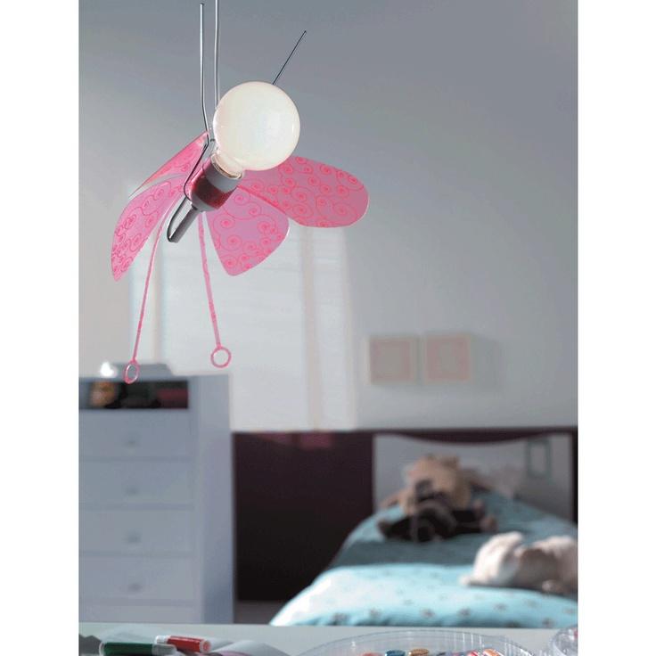 Kico Butterfly Taklampe