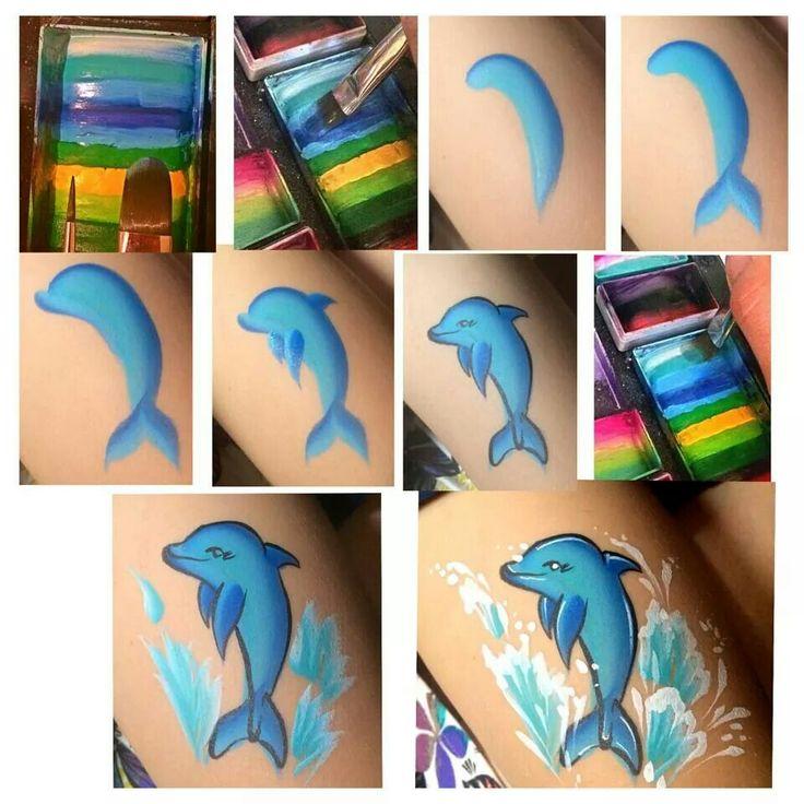 Dolphin-Animal-Tutorial.