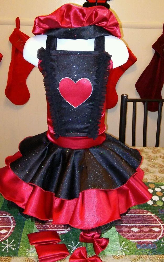 National Pageant Casual Wear Valentine's Day Wear  Size 3-5t #Handmade #DressyEverydayHoliday
