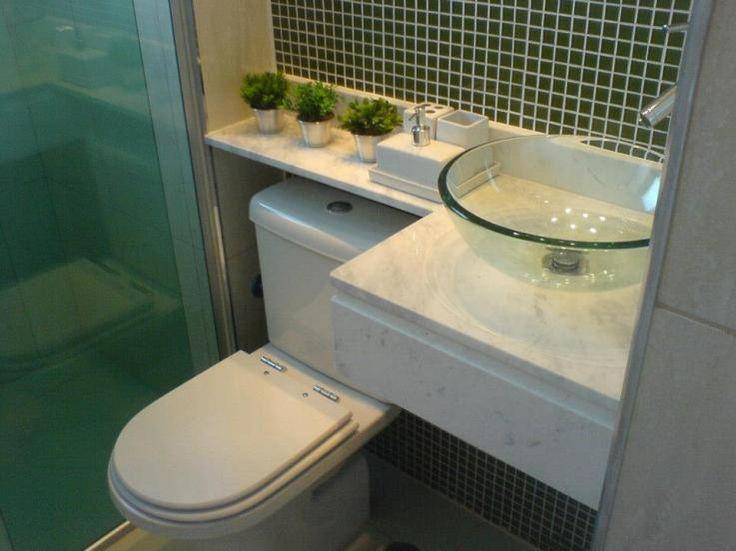 Banheiro - foto enviada por Natacha Carvalho Leonel