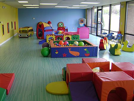 Toddler Play Area - All Play - Family Fun Center