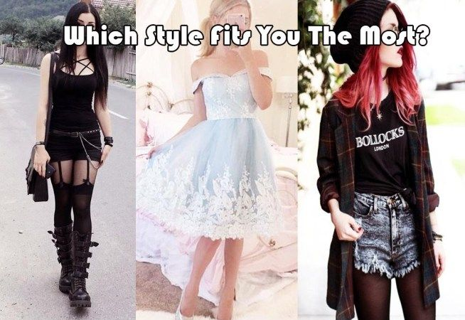 Which Style Fits You The Most? | Outfits quiz, Fashion