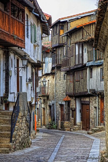 Mogarraz, Salamanca, Spain