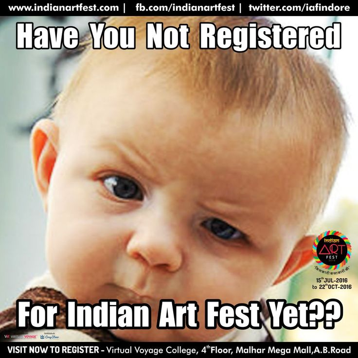 Really? Not Yet? So what are you waiting for! The Clock is Ticking - Tick! Tick! Tick! Few Days Left... #IAFindore
