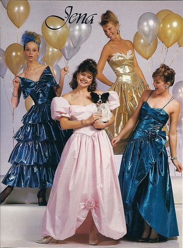 """Jena. Message Boards - """"In honor of prom season, I present to you Promenade Extravaganza, 1987. Enjoy. **More pics added**"""" - NSBR Board - Two Peas In A Bucket"""