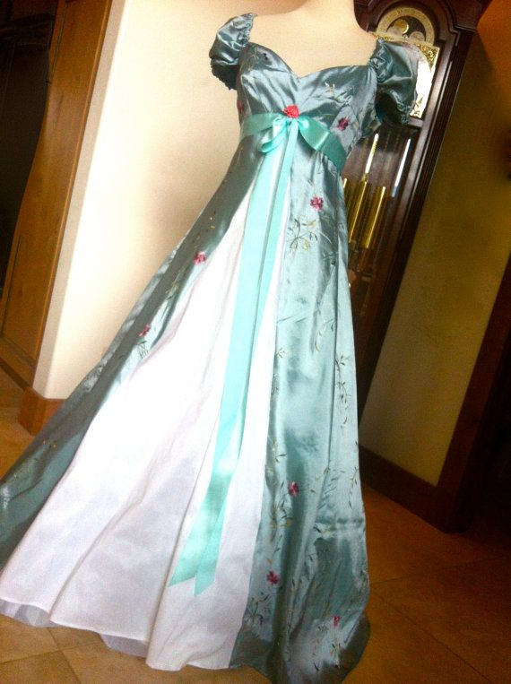 Enchanted Giselle costume dress by SoSoHippo on Etsy
